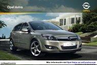 Catálogo del Opel Astra - enCooche.com
