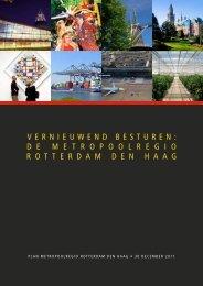 VERNIEUWEND BESTUREN ... - Gemeente Rotterdam