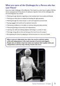 Family, Friend & Carer - Macular Degeneration Foundation - Page 7