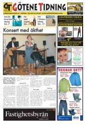 Vecka 34 - Götene Tidning