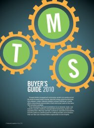 BUYER'S GUIDE 2010 - Inbound Logistics