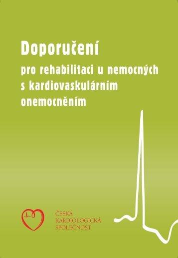 Doporučení pro rehabilitaci u nemocných s kardiovaskulárním ...