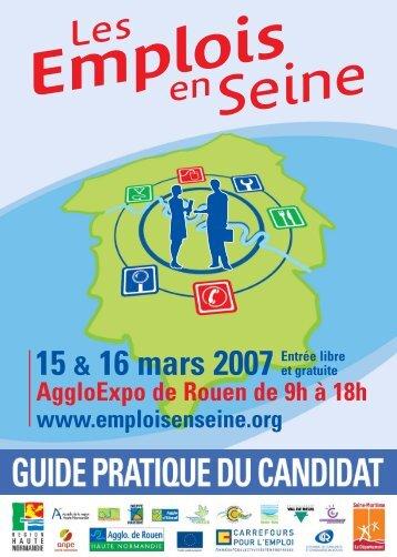 consulter - Carrefour Emploi