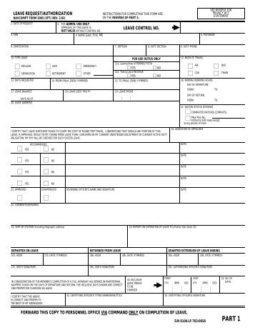Leave Request Form. Leave Application Form Proforma Of Leave ...