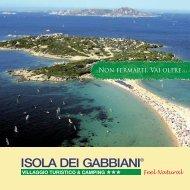 depliant 2010 - Isola dei Gabbiani