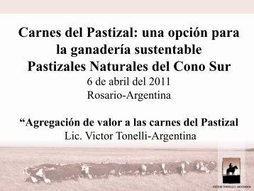 Tonelli - Carnes de Pastizal - Aves Argentinas