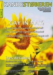 kandestøberen gay in may! - Institut for Statskundskab - Aarhus ...