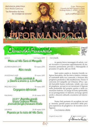Diario del Provinciale