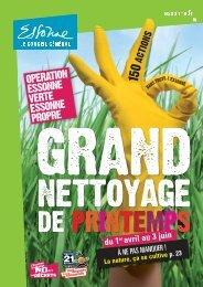 Organisée par la commune de Boussy-Saint-Antoine
