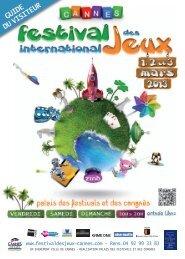 GuideVisiteur_2013 V4.indd - Festival International des Jeux