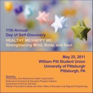 Strengthening Mind, Body, a - Community Care Behavioral Health