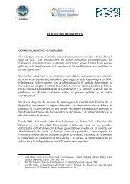exposicion de motivos - Asociación de Investigación y Estudios ...