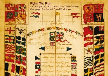 Flying The Flag - Christopher Clarke Antiques