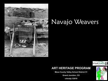 Navajo Weavers - Art Heritage