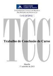 Manual TCC Monografia 1-2013 - Universidade Católica de Brasília