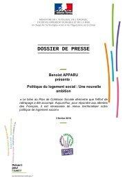 Dossier de presse - Cellule Économique du Bâtiment et des Travaux ...