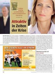 Attraktiv in Zeiten der Krise - Deutsche Employer Branding Akademie