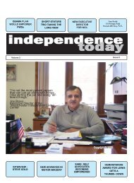 Issue 14 - Independence Today
