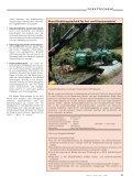 Mechanisierte Holzernte in Steil- und Gebirgslagen - WSL - Page 5