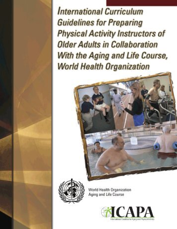 download the full guideline - Later Life Training