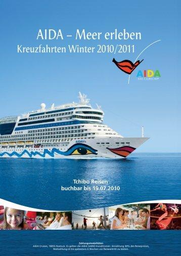 AIDA – Meer erleben - AIDA Cruises