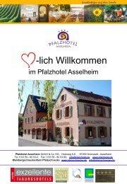 Informationsbroschüre - Locations Messe