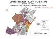 présentation AVAP - quartierCIté-Jardins - 3 dec 2012 - Suresnes