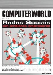Leia aqui a edição completa em pdf - Computerworld