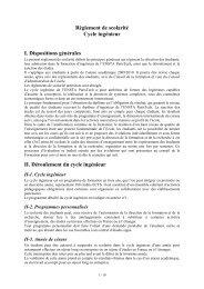 Règlement de scolarité - wwwdfr - Ensta