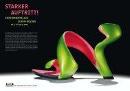 Starker auftritt! experimentelleS Schuh-DeSign - Fantich and Young