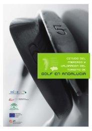 Estudio del Mercado y Valoración del Turismo de golf en Andalucía