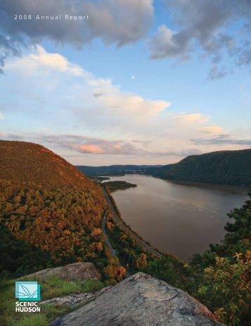2008 Annual Report - Scenic Hudson