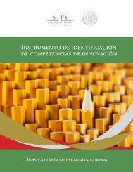 Instrumento de identificación de competencias de innovación