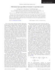 Field-induced spin supersolidity in frustrated S= spin-dimer models