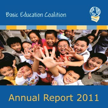Annual Report - Basic Education Coalition