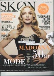 Artikel madonna mfl Skon aug2008... - Nyt Smil