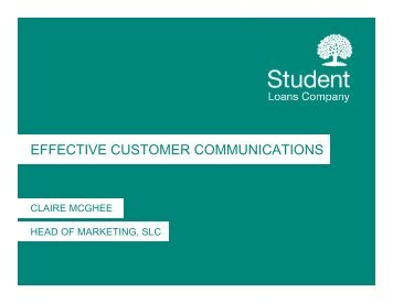 EFFECTIVE CUSTOMER COMMUNICATIONS - HEI Services