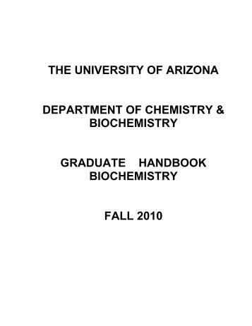thesis university of arizona The university of arizona college of medicine – phoenix inspires and trains exemplary physicians, scientists and leaders to optimize health and health care in.