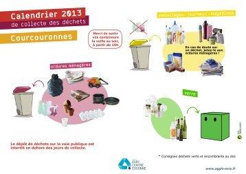 Calendrier 2013 - Courcouronnes