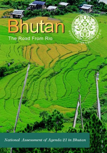 Bhutan Road from Rio - National Environment Commission