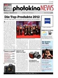Messezeitung Samstag - Chip Fotowelt