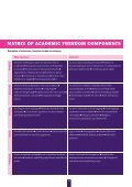 Academic Freedom International Study - UCU - Page 7