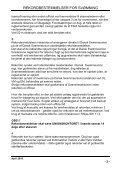 REKORDBESTEMMELSER FOR SVØMNING - Dansk Svømmeunion - Page 2