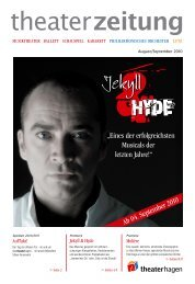 NEU! - Theater Hagen