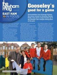 In Focus Issue 205 - East Ham - Newham