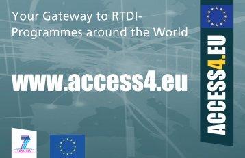 infocard - Access4.eu
