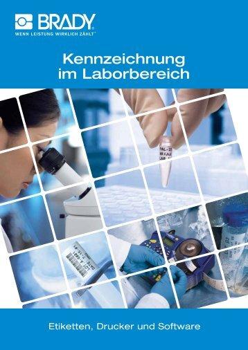 Kennzeichnung im Laborbereich