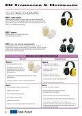 Hoofd en gehoorbescherming - baert veilig - Page 4
