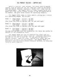 NEW PRODUCT RELEASE - ZAPPER 9000 - CB Tricks