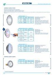 lámpara par56 1.11 lámpara par56 rgb 1.11 wireless ... - AstralPool